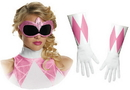 Disguise DG-82851 Pink Ranger Adult Accessry Kit