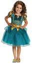 Disguise DG-82899L Merida Toddler Classic 4-6