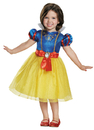 Disguise DG-82911L Snow White Toddler Classic 4-6
