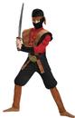 Disguise DG-85342K Ninja Warrior Muscle Child 7-8