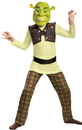 Disguise DG-86340L Shrek Classic Child 4-6