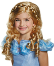 Disguise DG-87022CH Cinderella Movie Child Wig