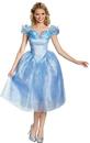 Disguise DG-87039N Cinderella Movie Adult Dlx 4-6