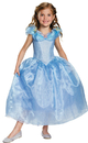 Disguise DG-87063L Cinderella Movie Deluxe 4-6