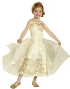 Disguise DG-87066M Cinderella Wedding Dress 3T-4T