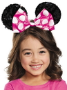 Disguise DG-87870 Pink Minnie Child Sequin Ears
