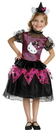 Disguise DG-88672M Hello Kitty Witch Classic Todd