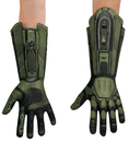 Morris Costumes DG-89997AD Master Chief Gloves Adult