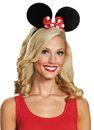 Disguise DG-95772 Minnie Mouse Ears Dlx Exclusiv