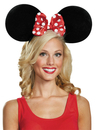 Disguise DG-95775 Minnie Mouse Adult Ears Oversz