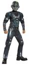Morris Costumes DG-97537K Spartan Locke Muscle Ch 7-8