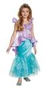 Morris Costumes DG-98447L Ariel Prestige Child 4-6