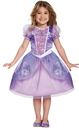 Morris Costumes DG-99493L Sofia Next Chapter Child 4-6