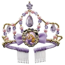 Morris Costumes DG-99625 Rapunzel Child Tiara