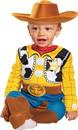 Disguise DG85609 Woody Deluxe Infant Costume