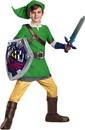 Disguise DG85726 Boy's Link Deluxe Costume - The Legend of Zelda
