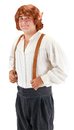 Elope EL-131233 Bilbo Baggins Adult Wig With