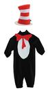 Elope Lingerie 43403 Cat In Hat Toddler 2T-4T