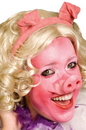 Morris Costumes FA-31SM Pig Face Woochie Small