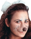 Morris Costumes FA-33 Mouse Face Woochie Small