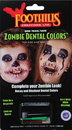 Morris Costumes FH-21 Zombie Dental Colr For Kids