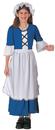 Forum Novelties FM-54149MD Little Colonial Miss Child Cos