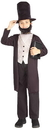 Forum Novelties FM-58268MD Abraham Lincoln Child 8-10