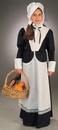 Forum Novelties FM-59579MD Pilgrim Girl Child Medium