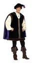 Forum Novelties FM-59781MD Noble Lord Adult Medium 42-44