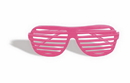 Forum Novelties FM-62945 Glasses Slot Neon Pink