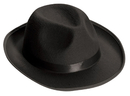 Forum Novelties FM-64438 Fedora Satin Black