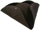 Forum Novelties FM-64810 Deluxe Pirate Hat Adult