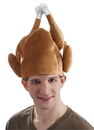Forum Novelties FM-65538 Roasted Turkey Hat