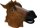 Forum Novelties FM-65581 Horse Latex Mask