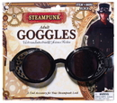 Forum Novelties FM-66092 Steampunk Black Goggles