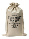 Forum Novelties FM-66567 Money Bag Canvas