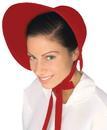 Forum Novelties FM-68922 Bonnet Felt Rd