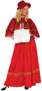 Morris Costumes FM-70160 Christmas Caroler Adult