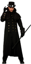 Morris Costumes FM-76658 Warlock Coat Adult