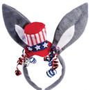 Morris Costumes FM-76775 Democrat Headband