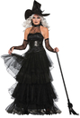 Morris Costumes FM-76784 Ember Witch Adult M/L