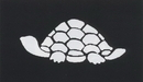 Morris Costumes FP-173 Stencil Turtle Brass