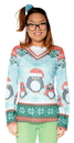 Franco American FR-126718XL Ugly Ladies Winter Penguin Xlg
