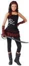 Fun World FW-110562SM Pirate Skull Rocker Child 4-6