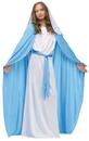 Fun World FW-110812MD Mary Child Costume 8-10