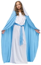 Fun World FW-110812SM Mary Child Costume 4-6
