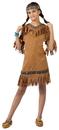 Fun World FW-111022SM American Indian Girl Child Sm