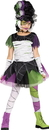 Morris Costumes FW-112382XL Monster Bride Child Xlarge