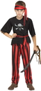 Morris Costumes FW-112802MD Jolly Roger Pirate Child Med