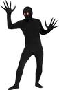 Fun World FW-113654 Fade Eye Skin Suit Adult